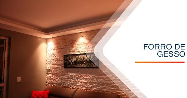 Forro de Drywall Sorocaba